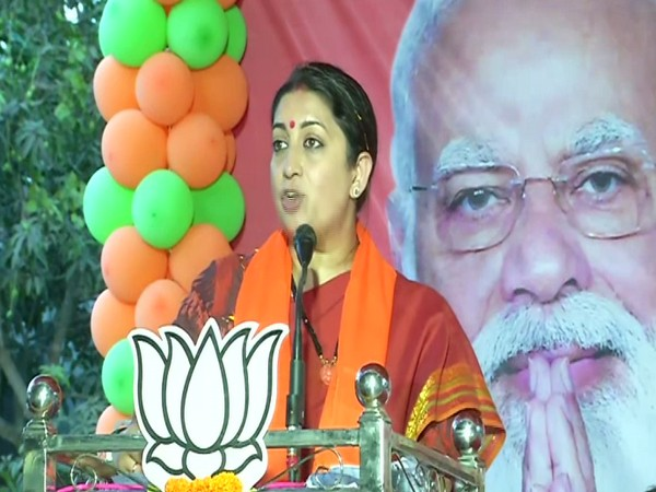 Mamata says 'khela hobe', people in Bengal say there will be slogans for lotus: Smriti Irani
