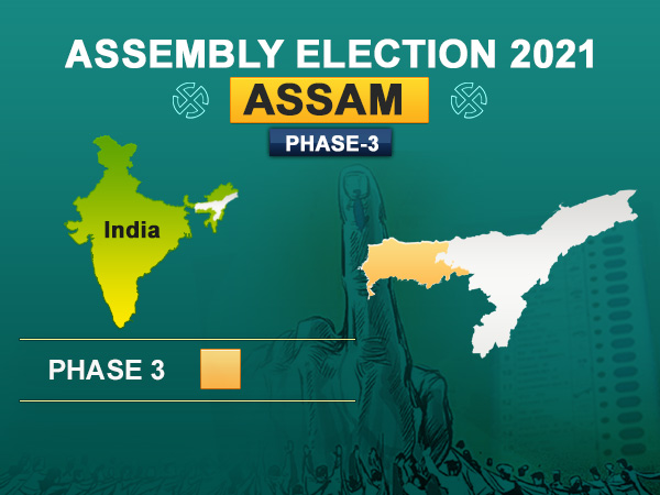 Over 80 per cent polling in final phase of Assam assembly elections