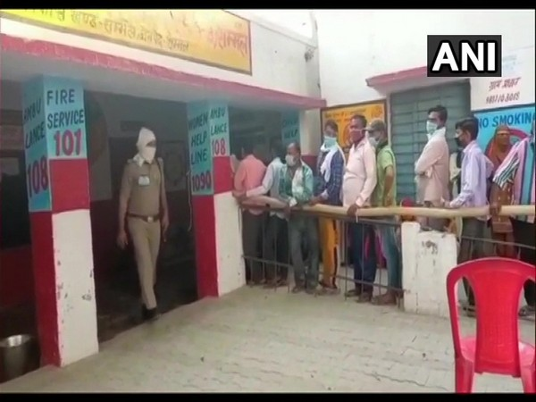 Polling underway for final phase of UP Panchayat polls