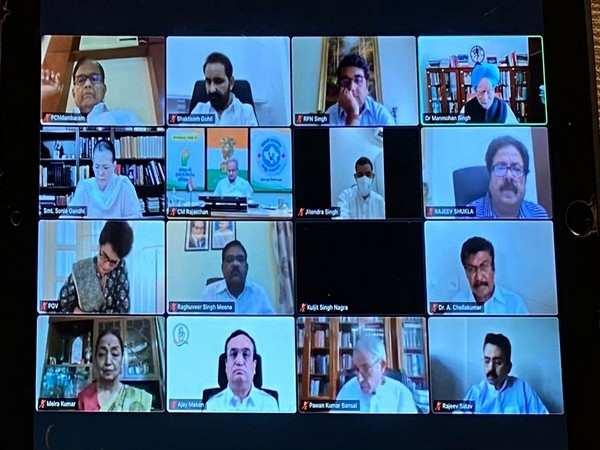 Gross unpreparedness, avoidable adhocism on part of Modi govt in managing COVID-19 crisis: Sonia Gandhi