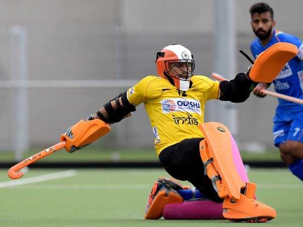 Watching Sreejesh train and play has improved my game, says goalkeeper Krishan Pathak