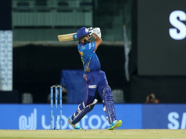 IPL 2021: Rohit Sharma leapfrogs MS Dhoni to record most sixes by Indian