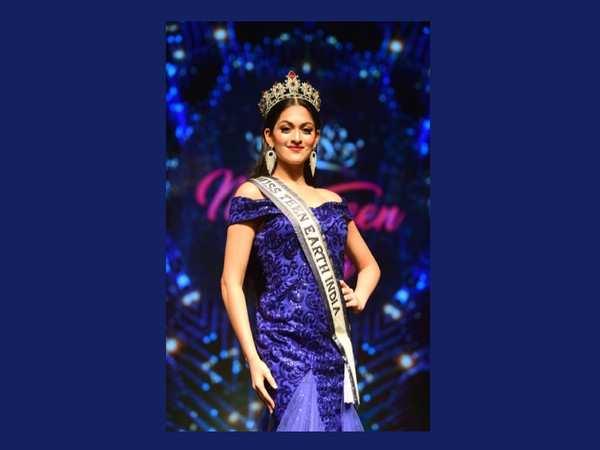 Aishwarya Vinu Nair to represent India at Miss Teen Earth