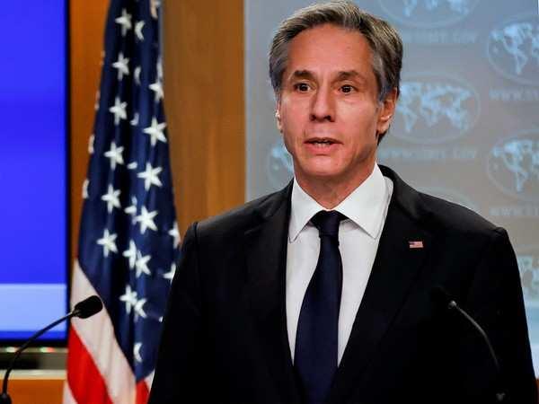Blinken, G4 counterparts discuss Russia-Ukraine tensions in Brussels