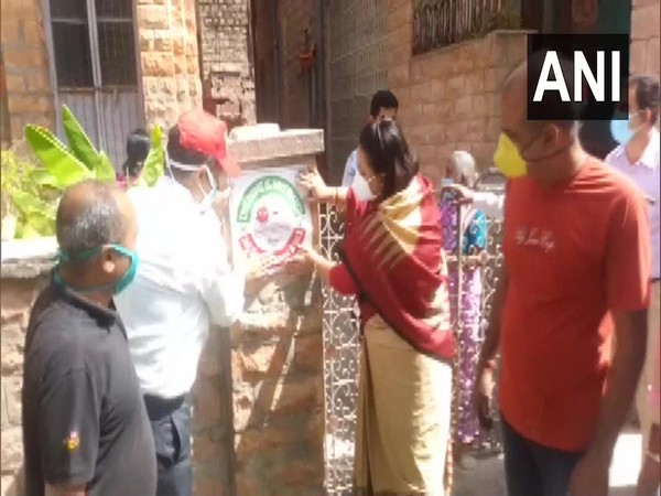 'This house is vaccinated' posters at Jodhpur houses where people have received both COVID-19 vaccine doses