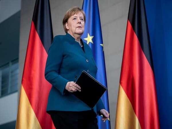 Merkel got first shot of AstraZeneca vaccine against COVID-19