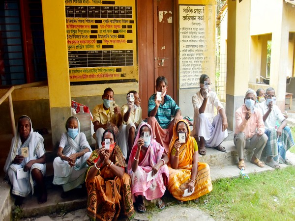 WB Polls Phase VII: 17.95 pc voter turnout till 9:35 am