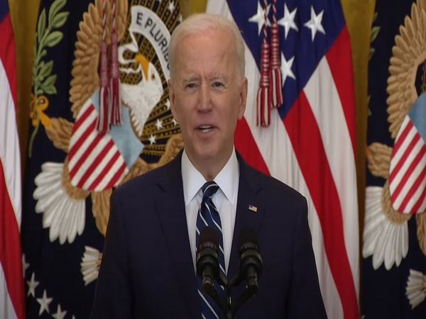 Biden says every adult in US eligible for Covid-19 vaccination from April 19