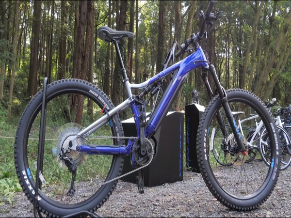 Yamaha introduces e-bike for adrenaline junkies