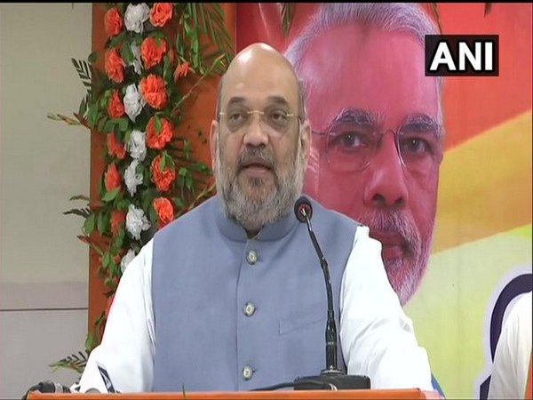 Amit Shah to address 6 public programs in poll-bound West Bengal today