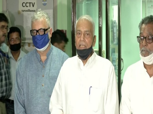 Audiotape of Mamata's conversation result of BJP's 'dirty tricks department': TMC's Yashwant Sinha