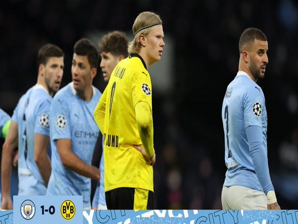 Champions League: De Bruyne, Foden help Man City defeat Borussia Dortmund