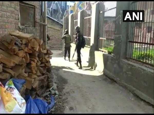Encounter underway between terrorists, security forces in J-K's Shopian