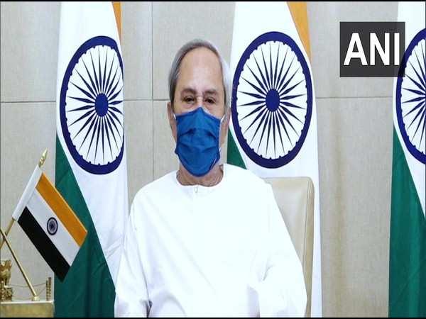 Naveen Patnaik launches 'mask abhiyan' against COVID-19