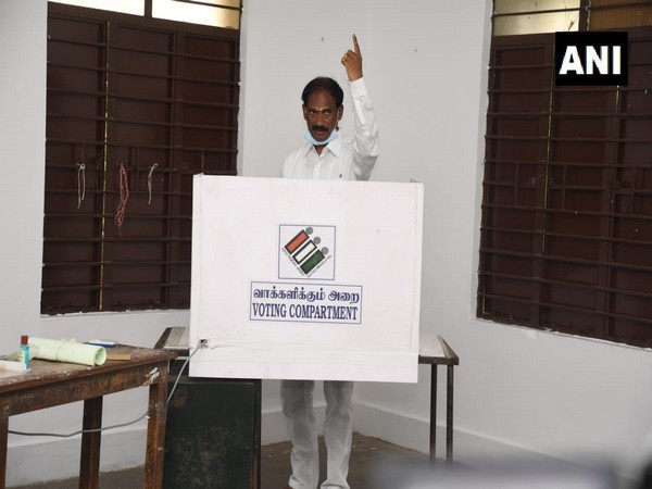Puducherry sees 77.90 pc voting till 6 pm