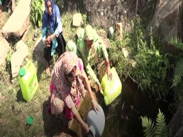 Central govt's 'Jal Jeevan Mission' brings cheer to people of J-K's Udhampur