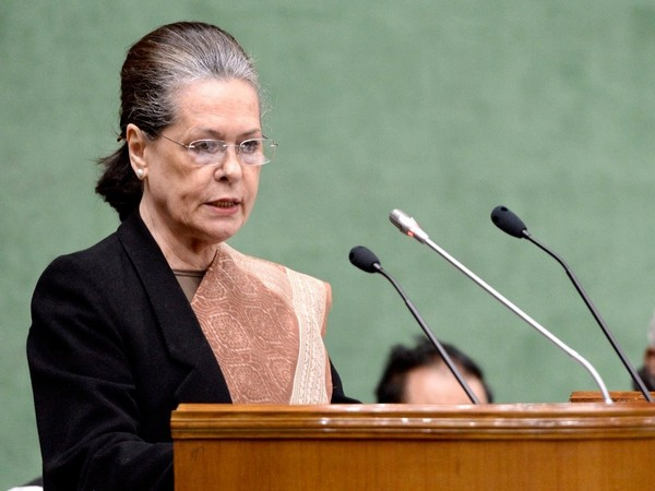 Sonia Gandhi to hold meeting with CMs of Congress-ruled states to discuss COVID-19 situation