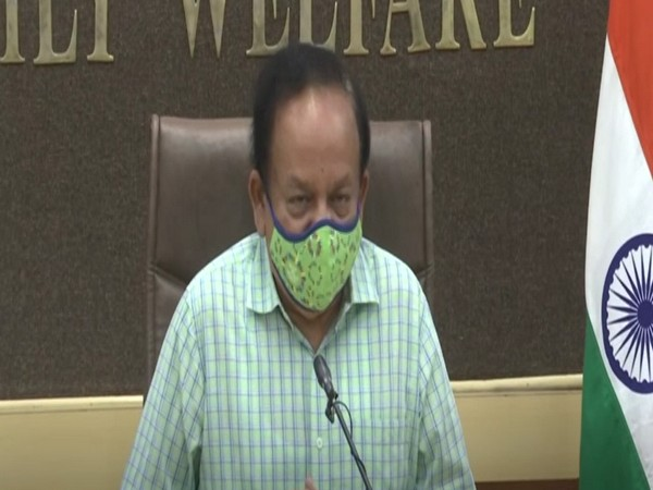 Harsh Vardhan chairs review meeting on COVID-19, says no shortage of vaccine