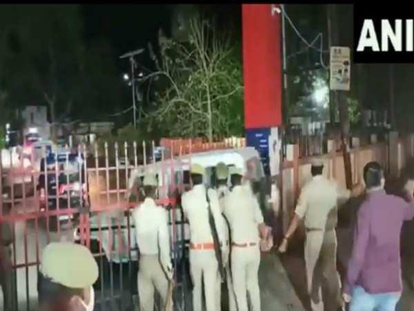 Uttar Pradesh Police brings gangster-turned-politician Mukhtar Ansari to Banda jail
