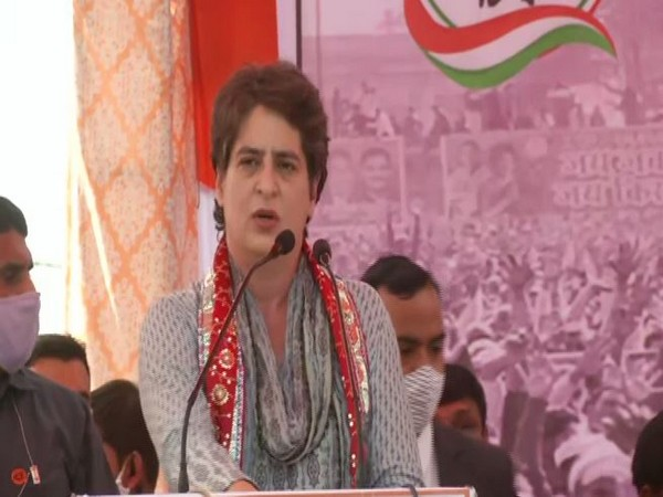 Priyanka Gandhi holds emergency meeting with Congress UP leaders amid rising COVID-19 cases