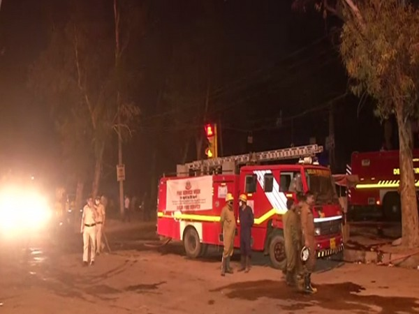 Several shanties gutted in fire in Delhi's Paschimpuri, no causalities reported