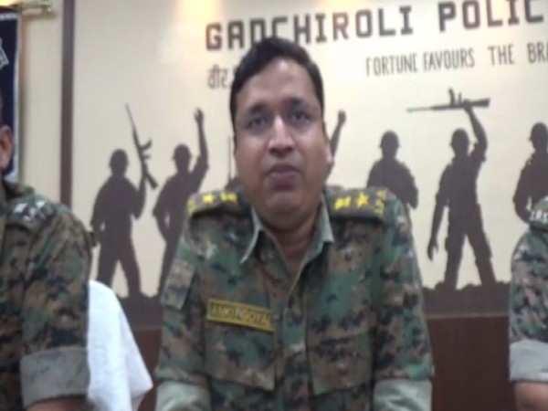 Injured naxal hiding in Kathezari village post Gadchiroli encounter arrested
