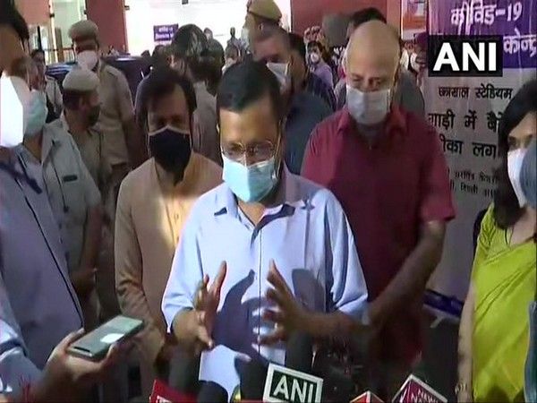 Delhi reports 900 cases in 24 hours, lowest in second wave: Kejriwal