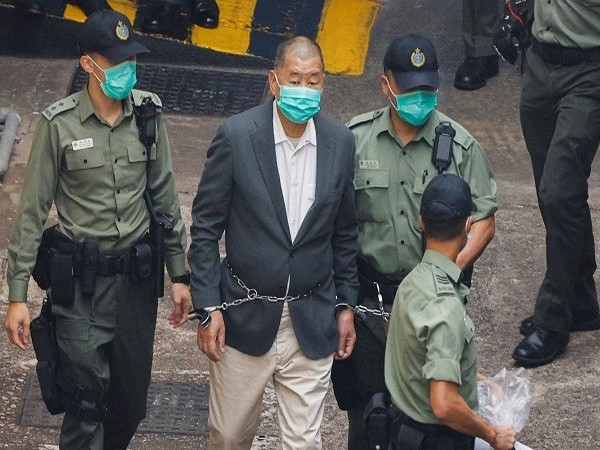 Hong Kong media tycoon Jimmy Lai, 9 others sentenced to prison over violation of National Security Law