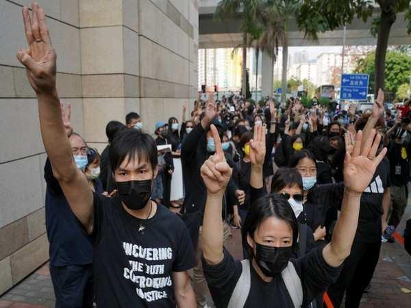 Hong Kong youths stare at bleak future amid Chinese crackdown