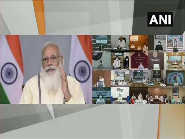 PM Modi stresses on local containment zones, aggressive testing in war against COVID-19