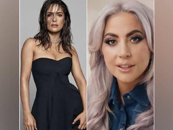 Hollywood: Salma Hayek praises Lady Gaga's performance in 'House of Gucci'