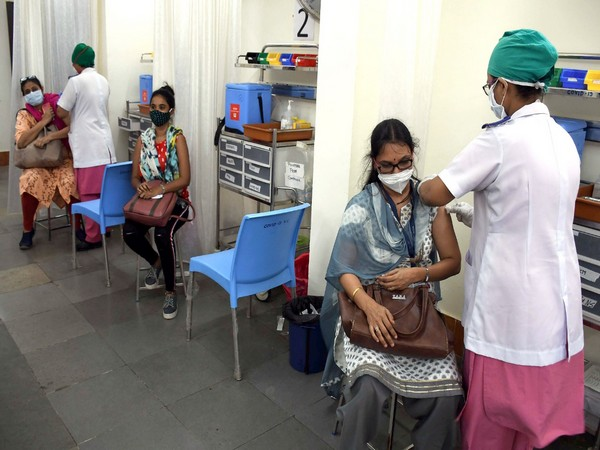 COVID vaccination site inaugurated in UP's Ghaziabad