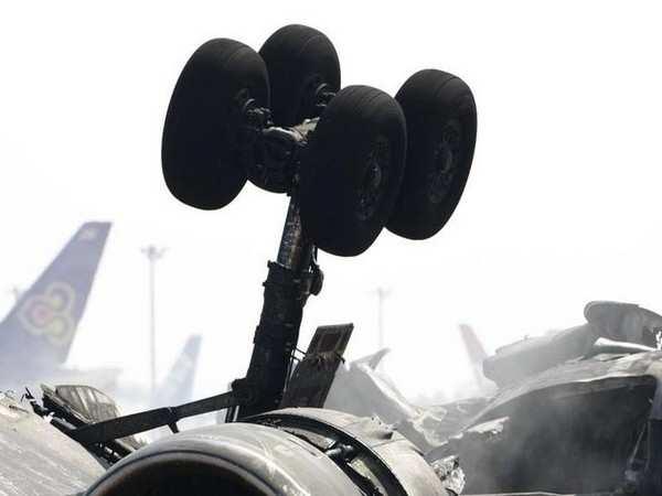 Twelve killed in Myanmar Air Force plane crash