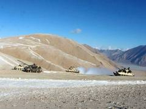 Around two dozen Chinese fighter jets carried out exercise opposite Eastern Ladakh, India watched closely