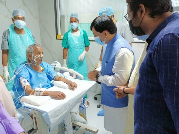 Former UP CM Kalyan Singh's health condition better, says hospital