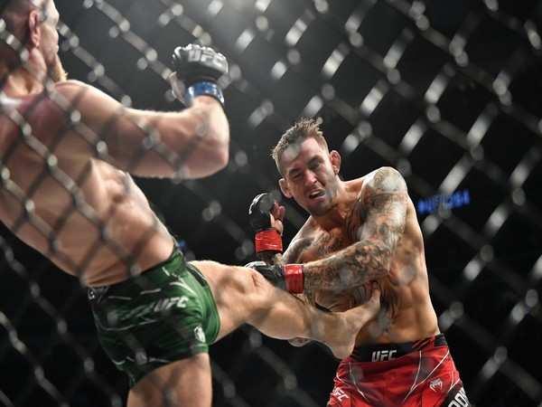 UFC 264: Poirier overpower McGregor via doctor stoppage after Irishman suffers freak leg break