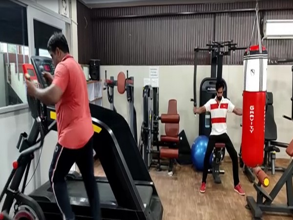Gyms reopen with 50 pc occupancy in UP's Moradabad