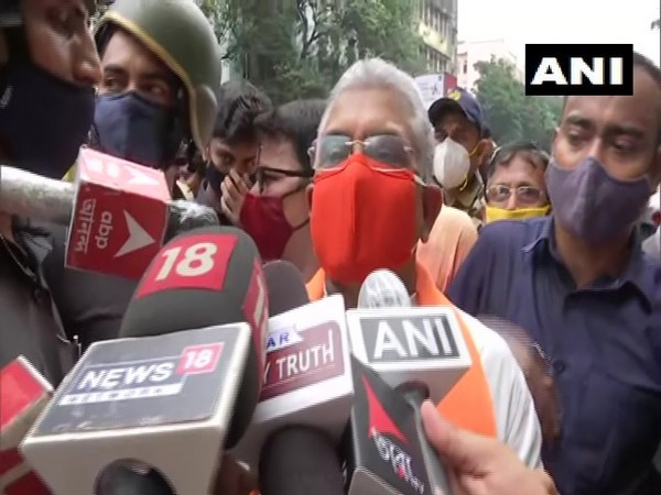 No law and order in Bengal, violence at peak: Dilip Ghosh