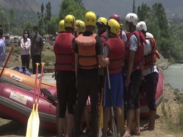 COVID-19: Govt starts rafting activities to revive adventure tourism in J-K