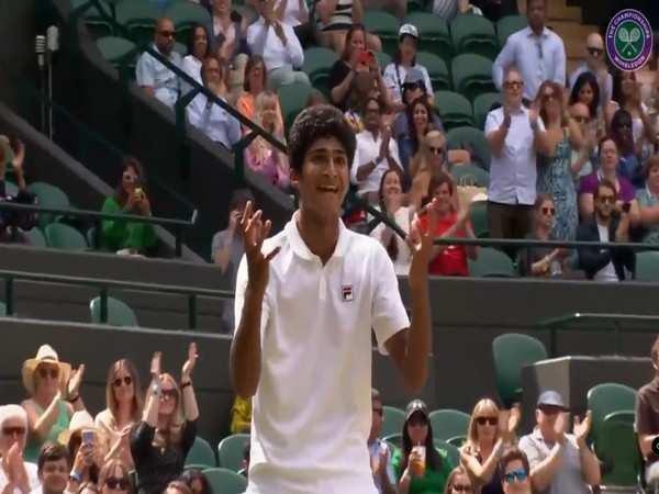 Samir Banerjee wins Wimbledon Junior Men's title, overpowers Victor Lilov in final