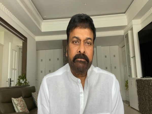An era of Indian film industry ended with demise of Dilip Kumar: Chiranjeevi