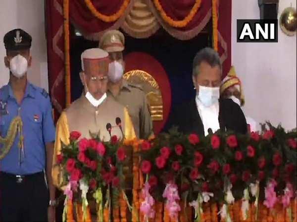 Rajendra Arlekar sworn-in as new Himachal Pradesh Governor
