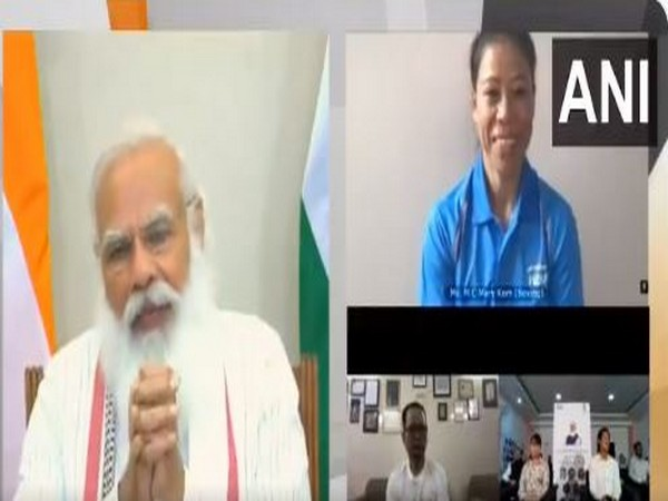 Muhammad Ali is my favourite boxer: Mary Kom tells PM Modi during virtual interactive session