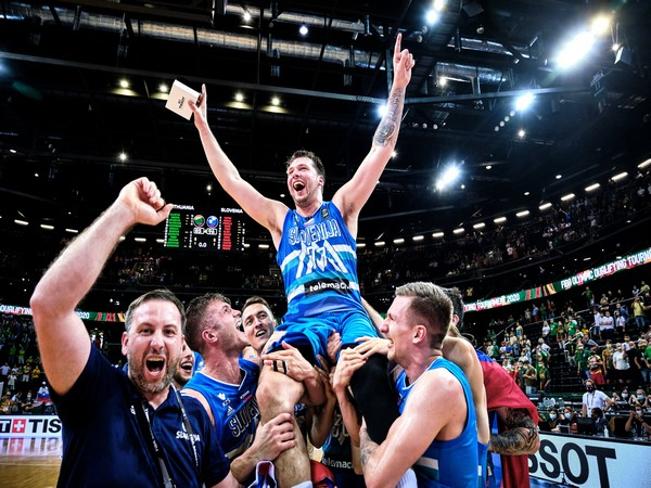 Tokyo 2020: Luka Doncic's masterful triple-double leads Slovenia to historic Olympics berth