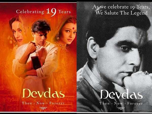 19 years of 'Devdas': Madhuri Dixit pays tribute to late Dilip Kumar