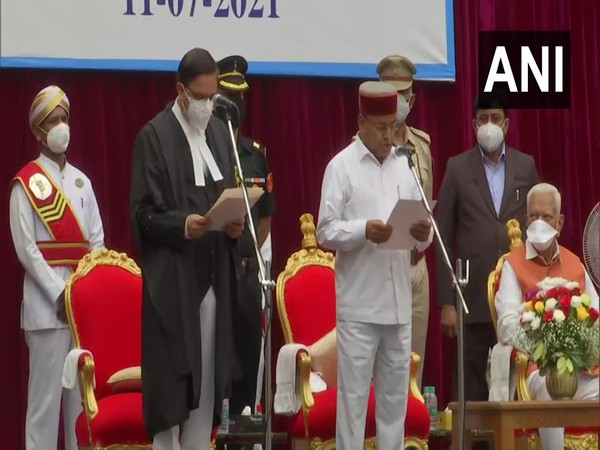 Thawarchand Gehlot takes oath as Governor of Karnataka