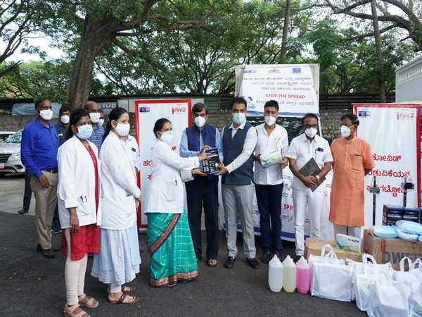Karnataka Deputy CM inaugurates 100-bed paediatric ICU in Bengaluru