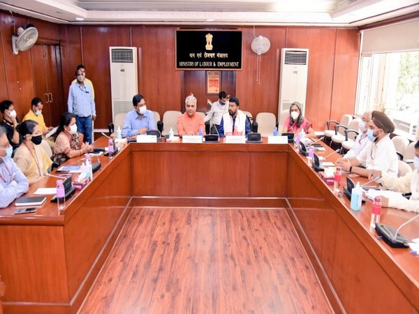 Bhupender Yadav assumes office as Minister of Labour and Employment