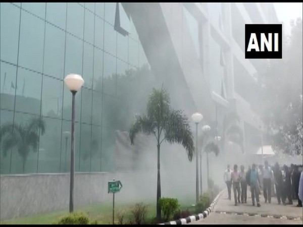 Fire breaks out at CBI office in Delhi due to short circuit, no damage to property