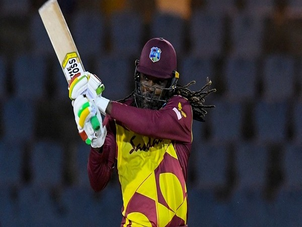 Gayle storm helps West Indies register series clinching win over Australia